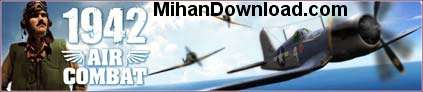 1942AirCombat بازی  موبایل1942 Air Combat تحت فرمت جاوا