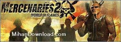 %5BMihanDownload.com%5DMercenaries2 بازی موبایل Mercenaries 2 تحت فرمت جاوا
