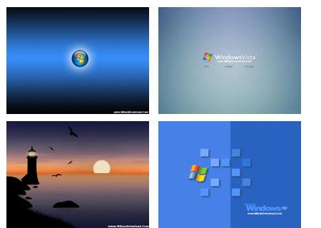 1 10 عکس قشنگ پس زمینه ویندوز سری 1 WallPaper Windows