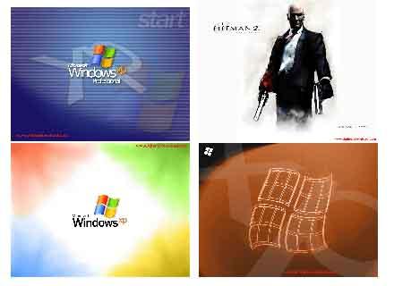6 سری شماره 6 عکس پس زمنیه ویندوز جدید