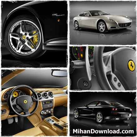 Ferrari%20612%20Scaglietti%20Wallpapers%5BMihanDownload.com%5D مجموعه عكس بك گراند از ماشين فراري Ferrari 612 Scaglietti Wallpapers
