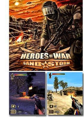 Heroes%20of%20War%20Sand%20Storm%203D دانلود بازي جديد جنگي سه بعدي با فرمت جاوا Heroes of War: Sand Storm 3D