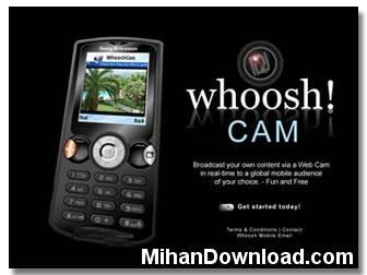 WhooshCam%5Bwww.MihanDownload.com%5D نرم افزار تبدیل موبایل به وب کم با فرمت جاواWhooshcam