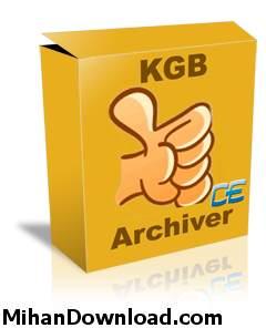 expertws9%5BMihanDownload.com%5D نرم افزار جديد فشرده سازي قوي KGB Archiver