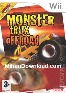 monstertru267311%5BMihanDownload.com%5D بازي ماشين راني مانستر موبايل با فرمت جاوا Java Game Mobile