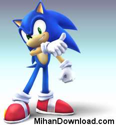 sonic%5BMihanDownload.com%5D بازي موبايل جاوا سونيك Sonic Game Mobile Java