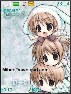 sssdsd%5BMihanDownload.com%5D 4 تم نوكيا سري40 با طرح جديد Theme Nokia