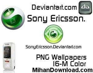 wallpaper%5Bwww.MihanDownload.com%5D افزایش کیفیت ال سی دی های سونی اریکسون