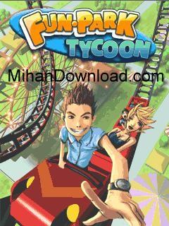 01 fun park tycoon بازی مخصوص نوکیا سری 60 ویرایش 3   Fun Park