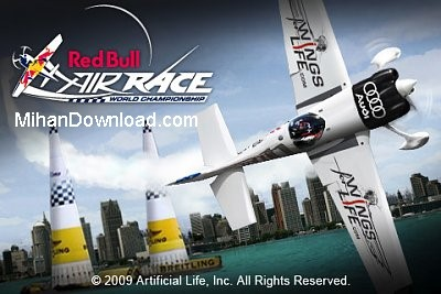 314577426screen بازی مخصوص آیفون Red Bull Air Race
